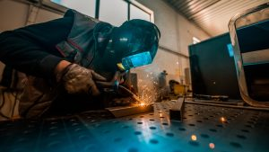 Welding processes at Propulzija